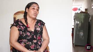 Liliana Ricardo sobreviviente del coronavirus en Cartagena - Colombia