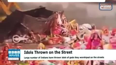 Indian very sad