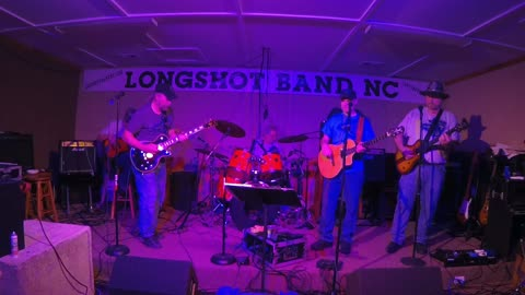 Longshot® Band NC Live From Studio From Our Longshot Loaded Weapons Album SOL