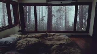 sound rain relax sleep