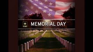 Memorial Day ;President Biden pays tribute