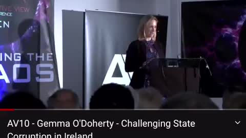 Award Winning Journalist Gemma O Doherty deals another blow to the State