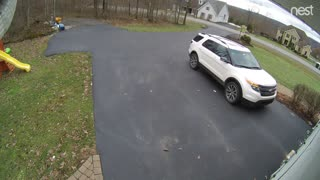 wife drives over amazon boxes! DESTROYS $300 Christmas Presents