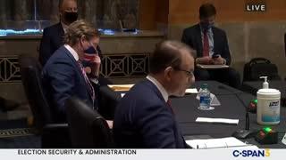 Senate Election Fraud Testimony