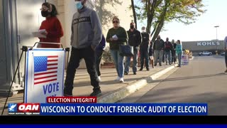 Wis. to conduct forensic audit of election