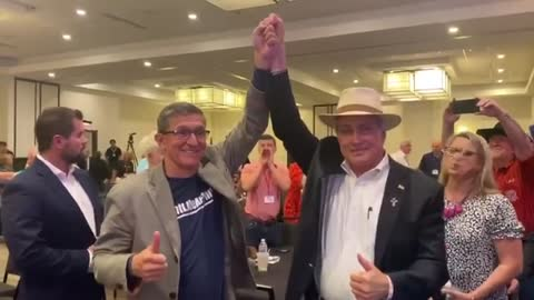 General Michael Flynn and Lin Wood are TRUE Warriors Fighting for the TRUTH!!!