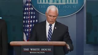 Journos MELT DOWN After VP Pence Doesn't Take Their Questions