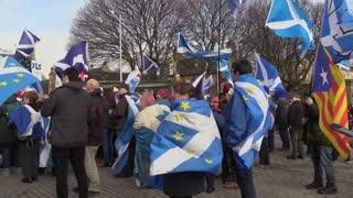 Escocia quiere su independencia