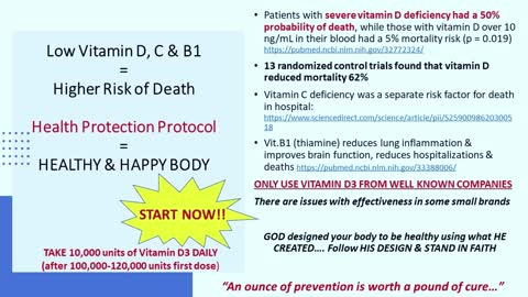 COVID Prevention and Treatment