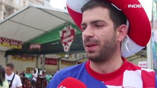 Predviđanja veselog navijača u Zagrebu