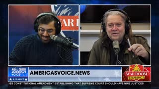 Bannon: Donors Are Making Move Against Trump
