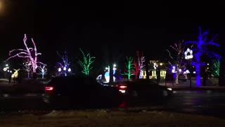 Brampton City During Holiday Season