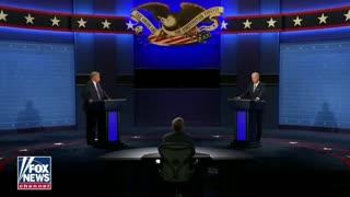 Raw Audio From Joe Biden's Earpiece