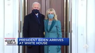 President Joe Biden Stuck Between Manchin And GOP In Infrastructure Deal
