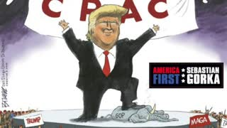 Trump's Return. Sebastian Gorka on AMERICA First