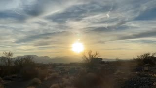 Time Lapse Sunset 2/8/2021