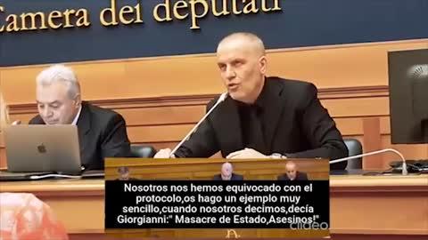 Dr. Bacco en la Camara de Diputados_Covid 19, MENTIRAS Y TERRORISMO