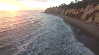 Beach Sunset, Santa Barbara