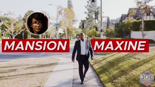 Navy veteran calls out Maxine Waters for living out of her district in a $6 million home