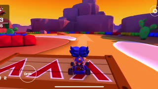 Mario Kart Tour - Clearing Monty Mole Cup Do Jump Boosts Challenge