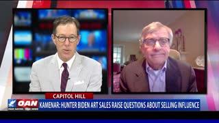 Kamenar: Hunter Biden art sales raise questions about selling influence