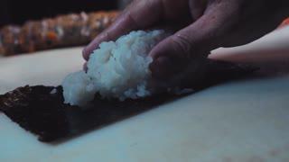Epic B Roll Video Sushi Restaurant