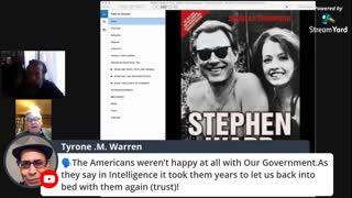 Author Douglas Thompson discusses his book Stephen Ward: Scapegoat