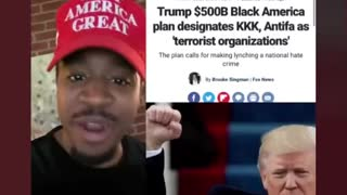 Terrence K. Williams on President Trump's Plan