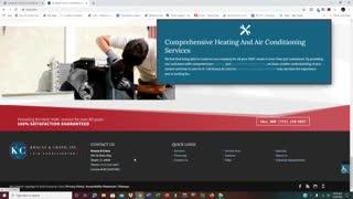Krauss and Crane AC Install Review