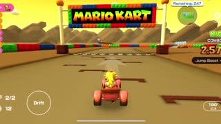 Mario Kart Tour - Royale Kart Gameplay (Token Shop Peach vs. Daisy Tour Reward)