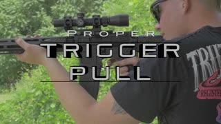 Proper Trigger Pull