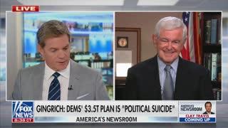 Newt Gingrich on $3.5 trillion bill