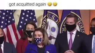 Trump 2 Pelosi 0