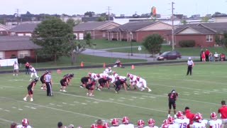 2017 WJHS vs Taylor County Game