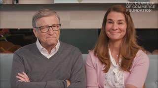Bill Melinda Gates Next Virus Announcement
