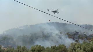 Turquía intensifica la lucha contra incendios con ayuda europea