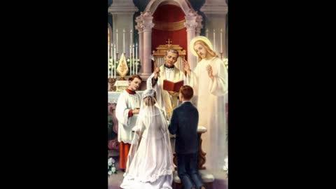 Fr Hewko, Marriage of John Chenal & Hallie Jensen, June 5, 2021 (WI)