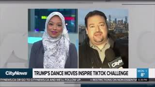 President Trump Dance - Tik Tok Challenge Craze!