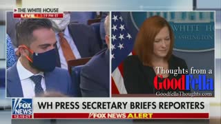 CNN to Psaki: How is the President going to restore U.S. credibility