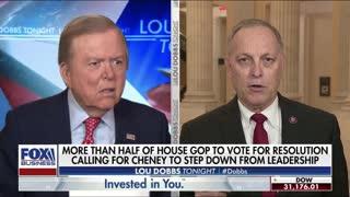 Congressman Biggs discusses Biden's disastrous immigration policies and GOP reunifying