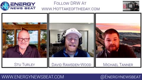 The Daily Finance and Energy News Show 2-5-2021 Friday's with DRW