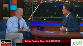 Comedian Jon Stewart delivers hilarious rant arguing that Covid leaked from Wuhan lab
