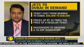 Indian expats hire private jets to escape COVID-19 crisis Coronavirus Pandemic Dubai UAE