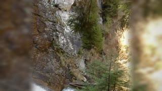 Beautiful waterfall 🤩