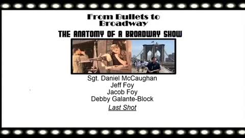 From Bullets to Broadway | Last Shot