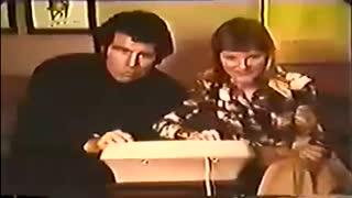 Telstar Pong Commercial (1976)