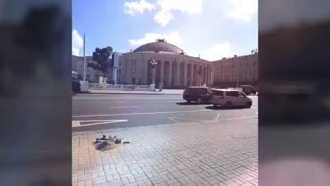 Travelling Minsk