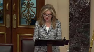 Marsha Blackburn Defends Israel Against Terrorist Supporters in the Senate