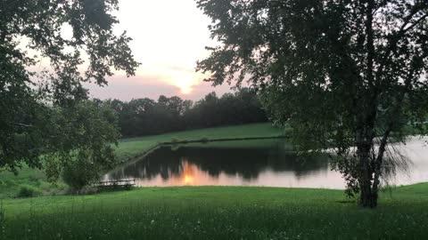 ASMR Seminary Sunset II