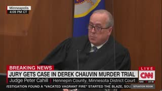 Chauvin Judge GOES OFF on Maxine Waters for Disrespecting the Rule of Law
